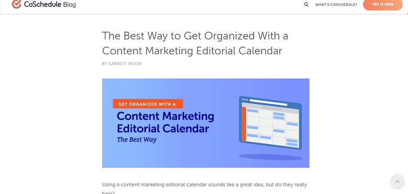 editorial calendar, Digital Marketing WordPress Plugins