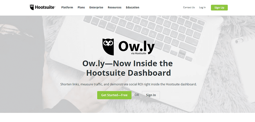 ow.ly website, best free and paid website