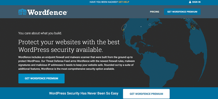 wordfrence security plugin, wordfence free