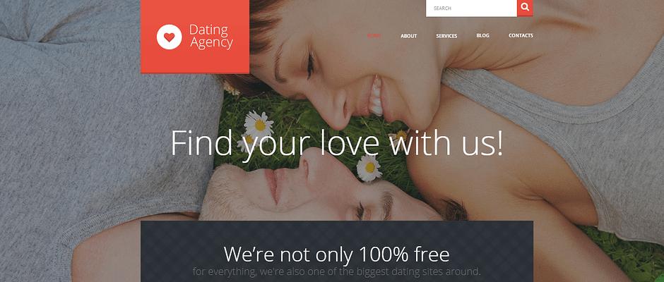 WordPress Dating Themes