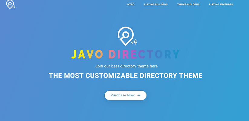 javo directory, best theme