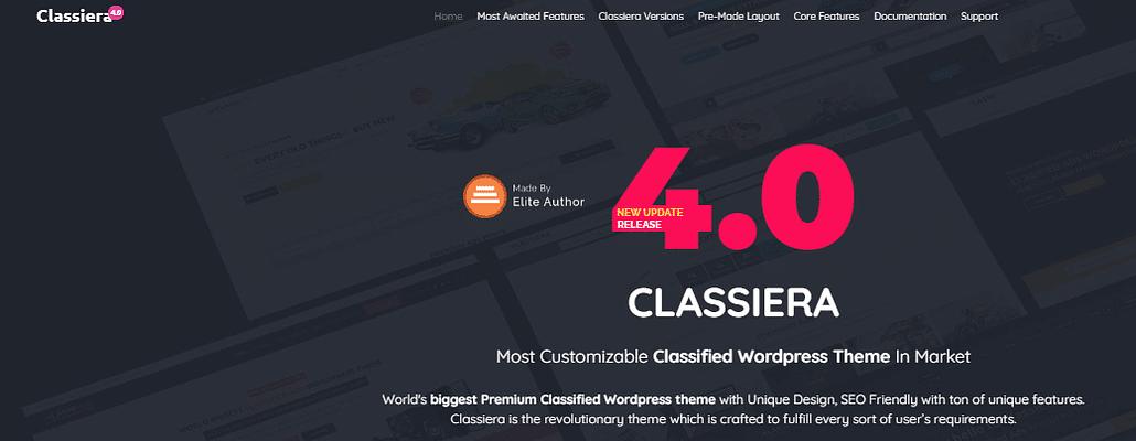 Best Classified WordPress Themes