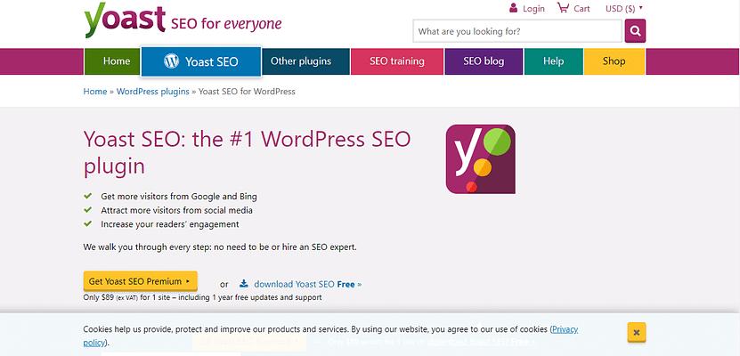 yoast seo plugin, degital marketing plugin