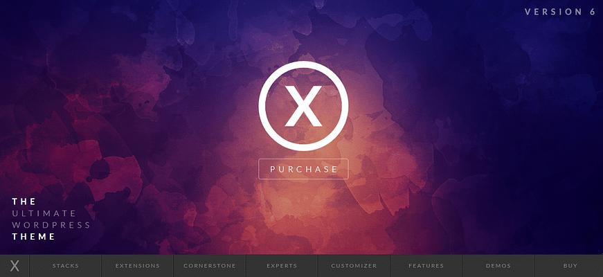 portfolio theme ideas, x| the theme