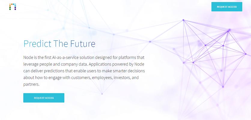 node, artificial intelligence platform
