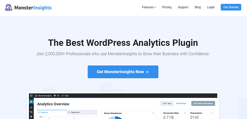 monsterinsight plugin, best free and paid plugins